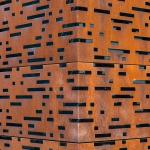 Diseños para casas en acero corten